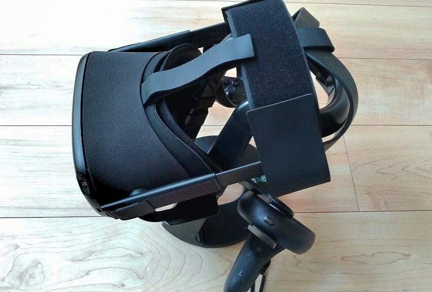 Oculus専用スタンド